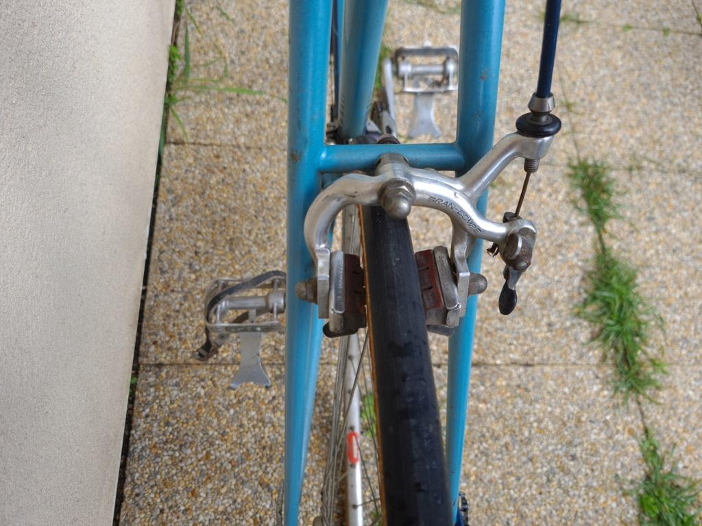 Motobecane C4 1977 bleu . 20210523
