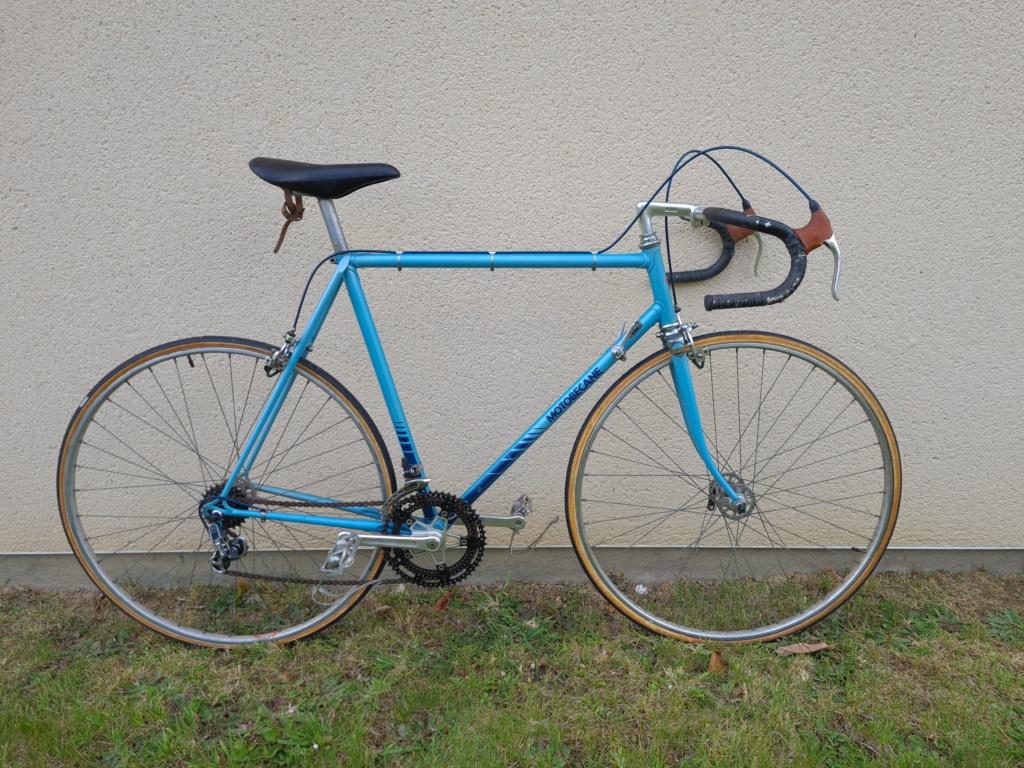 Motobecane C4 1977 bleu . 20210524