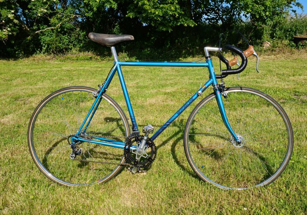 Motobecane C4c C5 1978 bleu  20210610