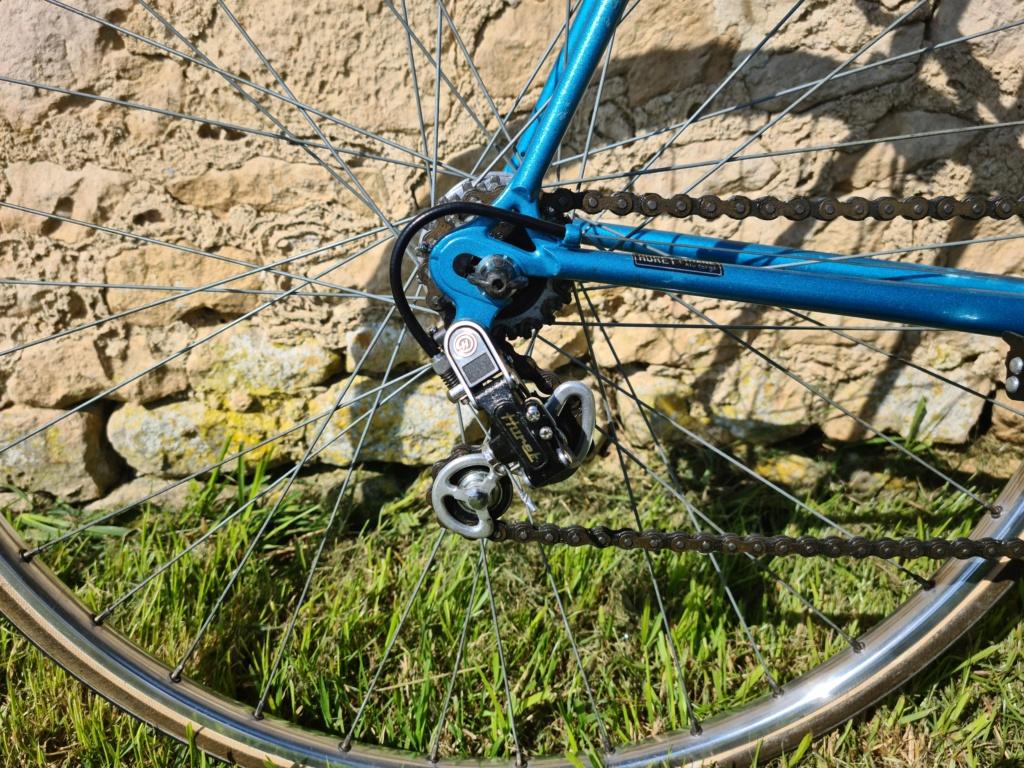 Motobecane C4c C5 1978 bleu  20210611