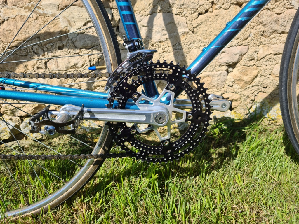 Motobecane C4c C5 1978 bleu  20210612