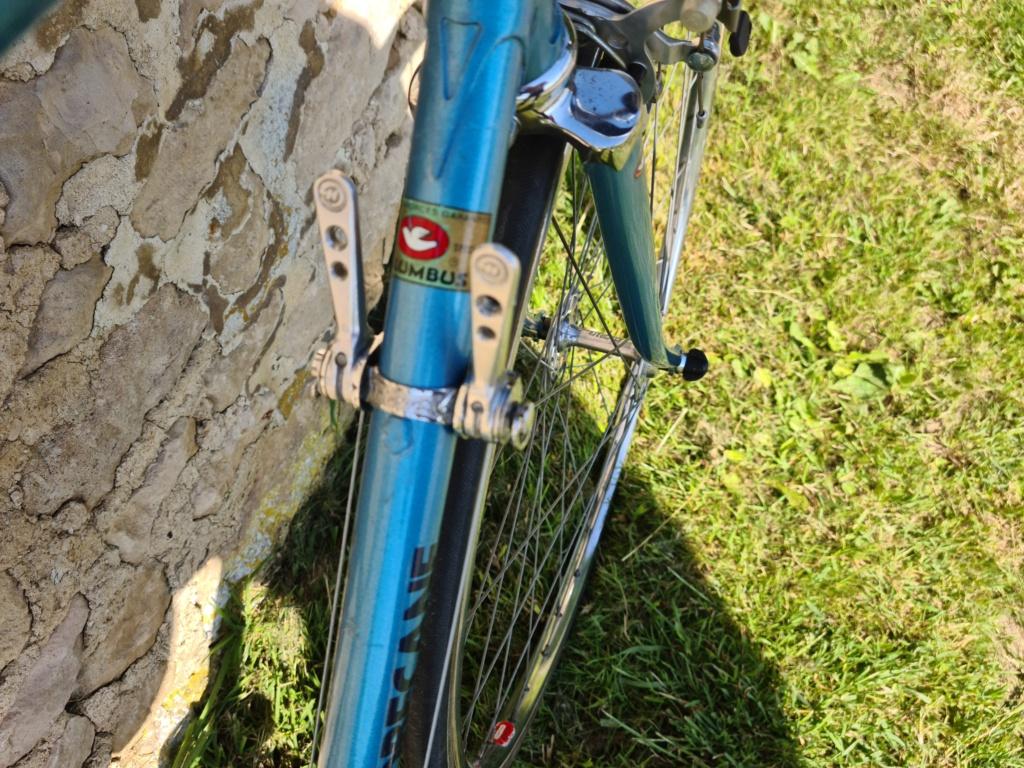 Motobecane C4c C5 1978 bleu  20210615