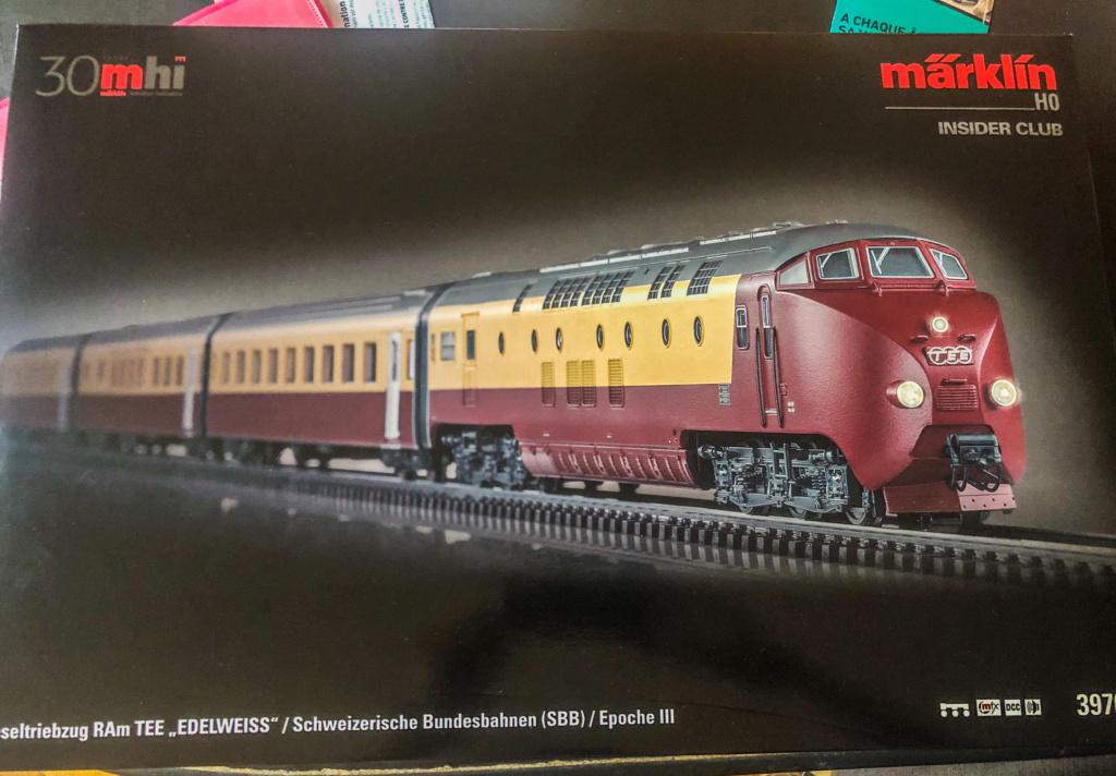 Collection de Benoit - SNCB - SNCF - RENFE 4ba6f310