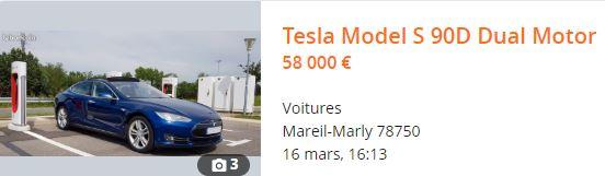 Achat d'une Tesla d'occasion : prix de revente et disponibilité - Page 3 Captu245