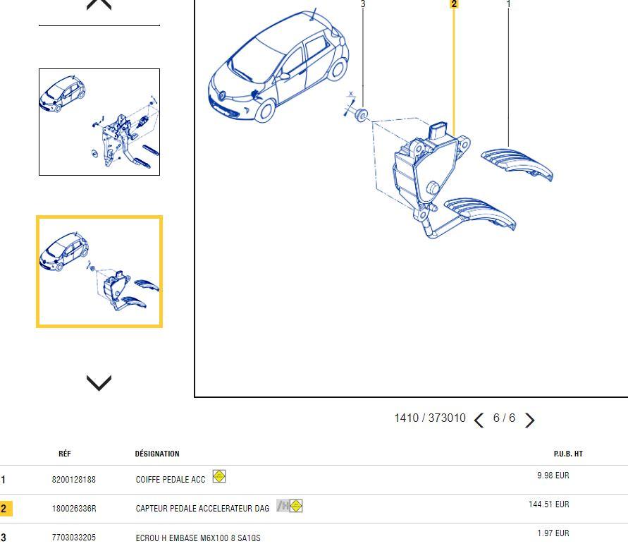 A votre avis est-ce possible d'ajouter une pédale d'accélérateur à gauche de la pédale de frein ? Captu415