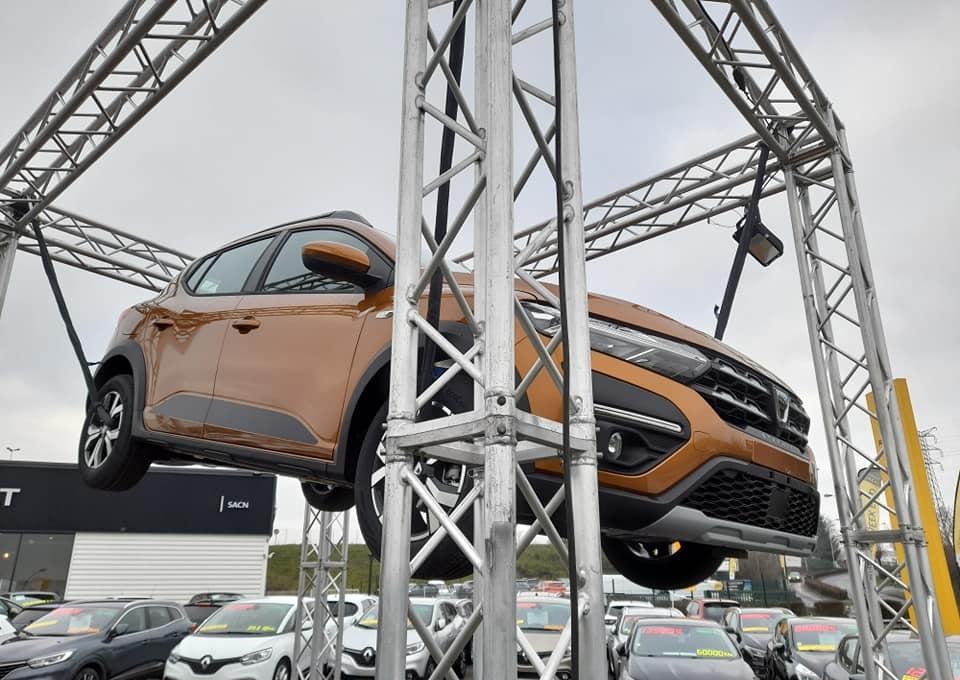 2020 - [Dacia] Sandero / Logan III - Page 38 13868210