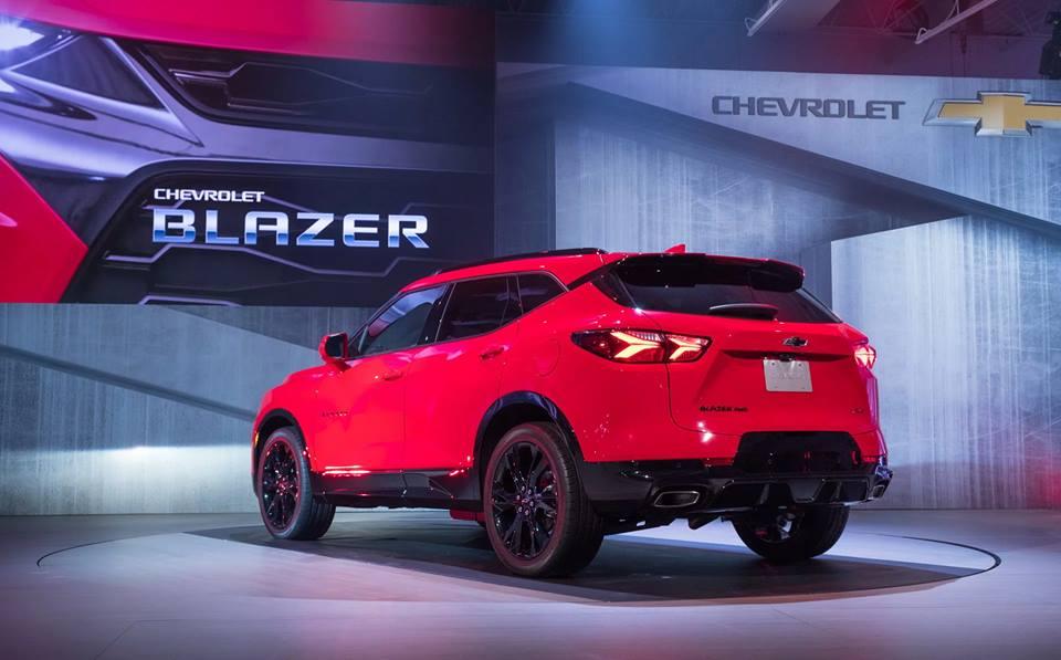 2018 - [Chevrolet] Blazer 35834310