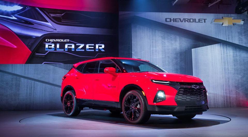 2018 - [Chevrolet] Blazer 35847010