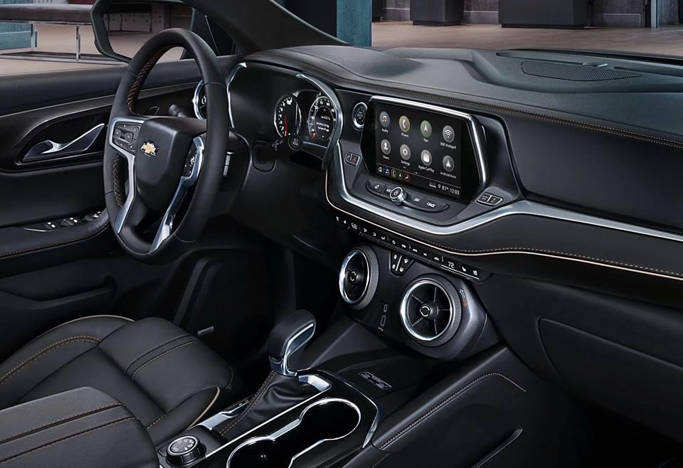 2018 - [Chevrolet] Blazer 35988110