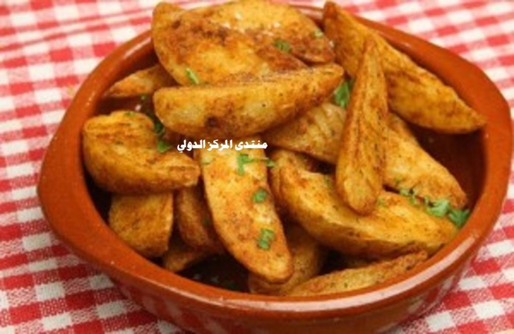 طريقة عمل بطاطس حارة بالكزبرة Oaa-oa11