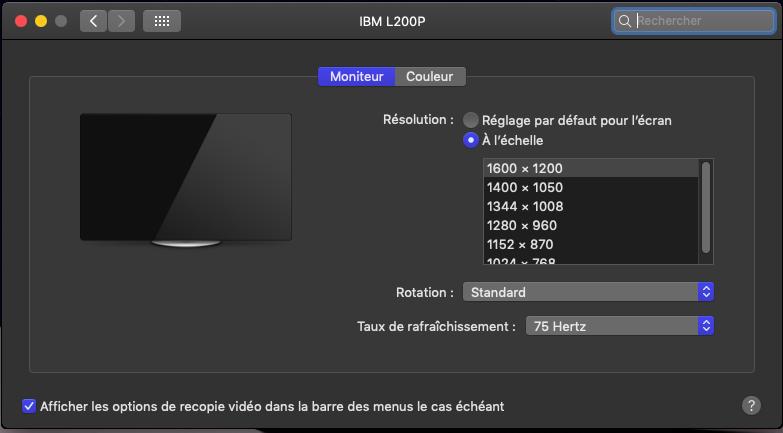 macOS Mojave Finale Release 10.14 (18A391) Ecran10