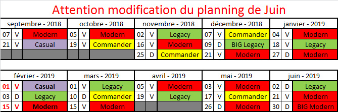 MAGIC CHERBOURG Planni13