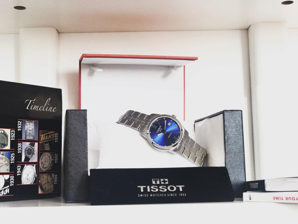 Tissot -  [Baisse de prix][Vendue] Tissot PR100 Img_4715