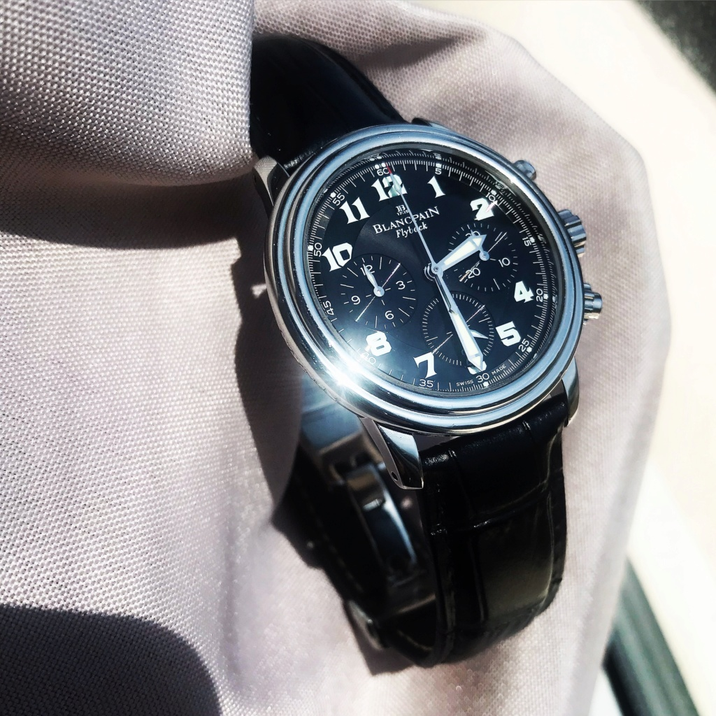 [Vendue] Blancpain Leman Flyback Img_6317
