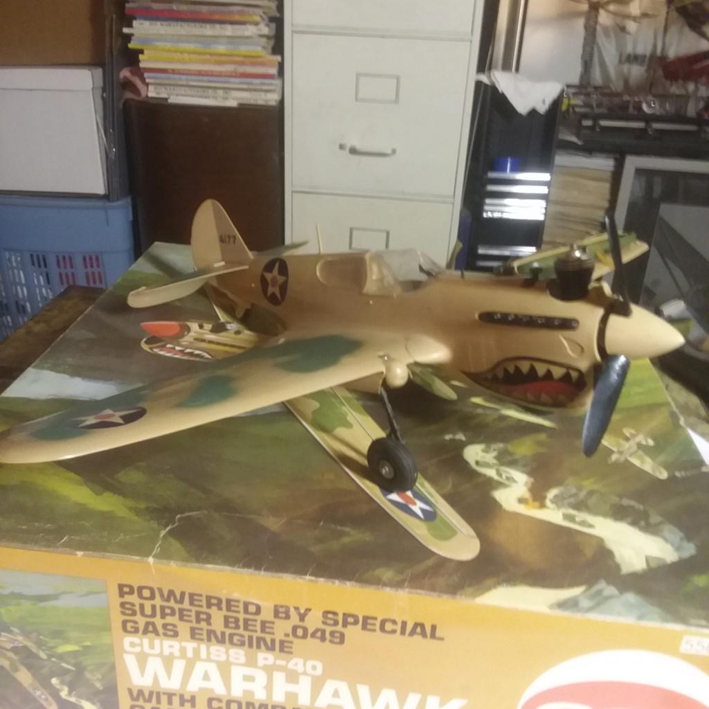 Cox P-40 W/Box Cox_p-11