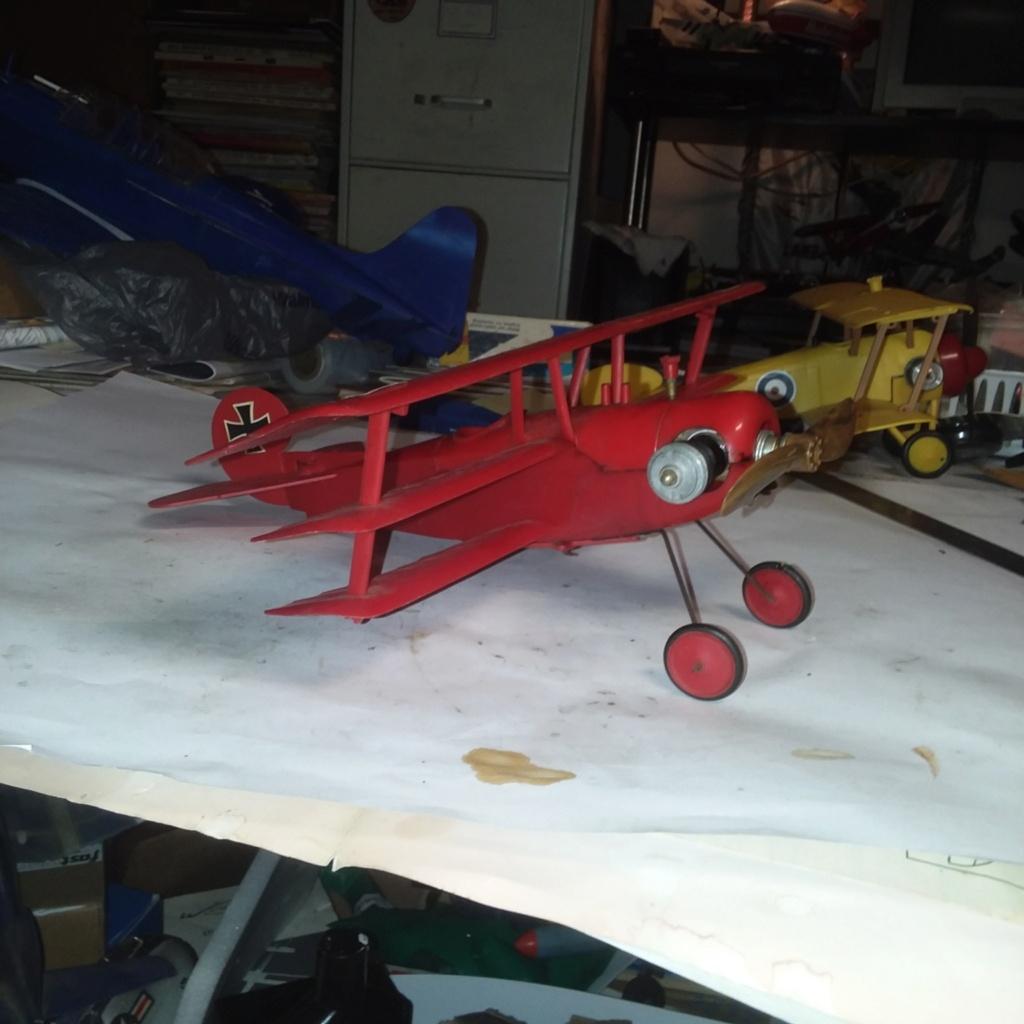 Cox Fokker TriPlane Tripla10