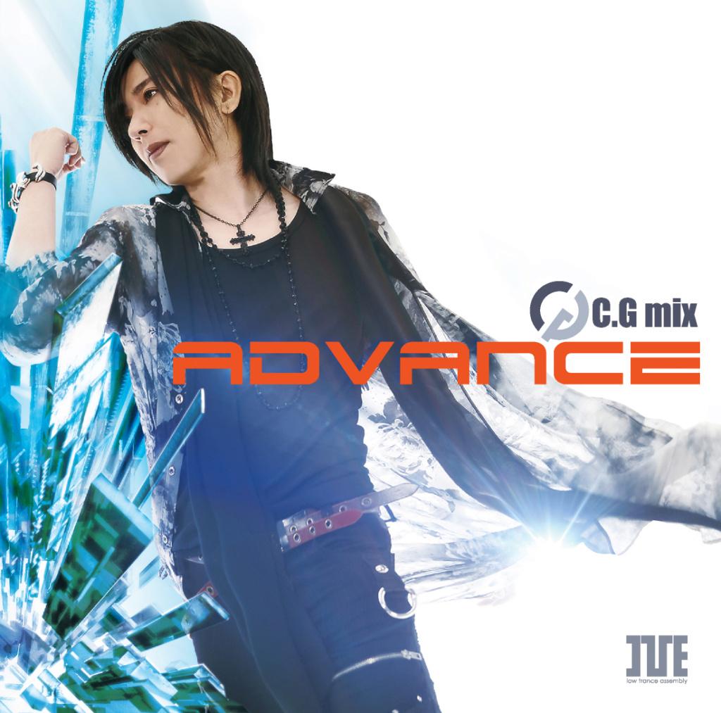 3rd Album 「ADVANCE」 Jacket11