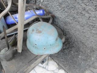 casque allemand couleur ONU P1000025