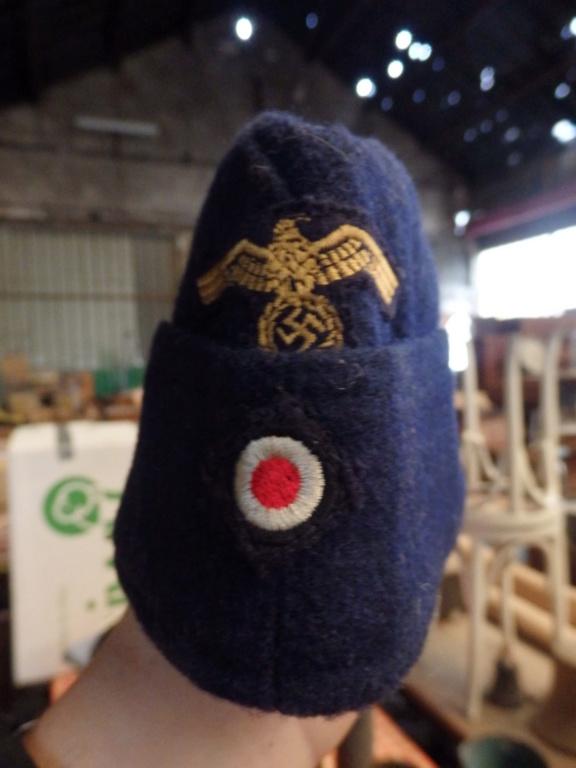 Calot de soldat allemand Pc080013