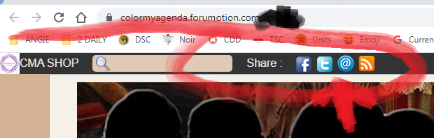 How to edit Sharing Toolbar Forum210
