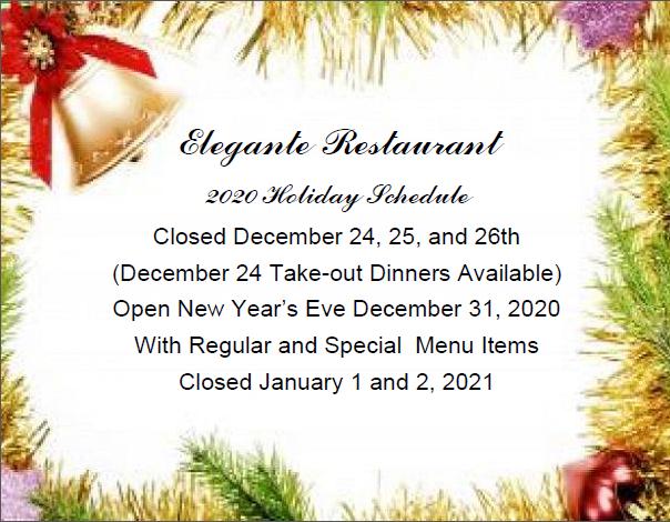 Elegante Holiday Information 2020_h10