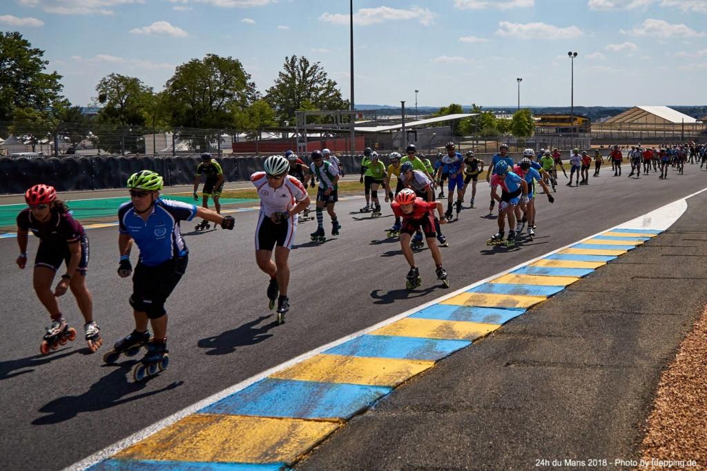 Le RLC aux 24h du Mans roller. 36564811