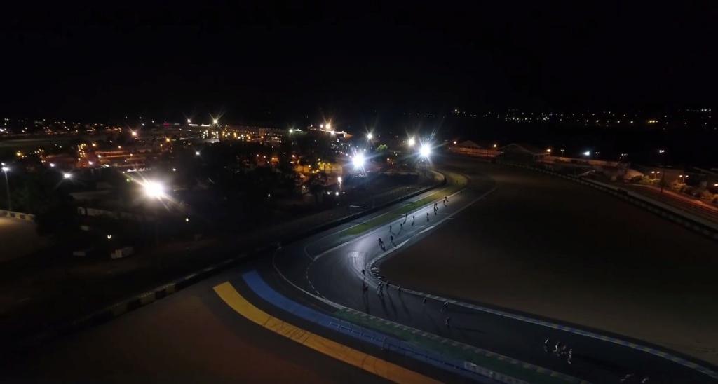 Le RLC aux 24h du Mans roller. La_man10