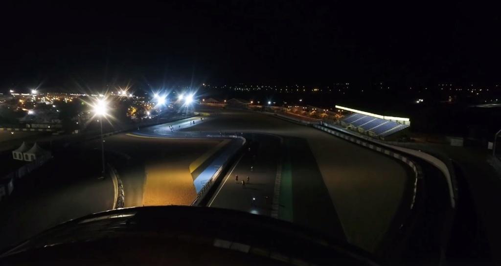 Le RLC aux 24h du Mans roller. Le_man12