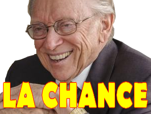 La chance...  14949710