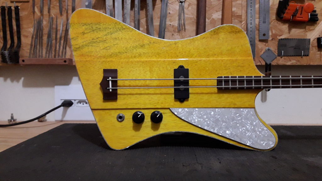 Siodoni - 2 Strings Bass (baixo de 2 cordas) 20180711