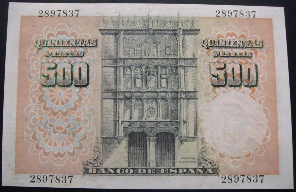 Personajes importantes en billetes 500pts10