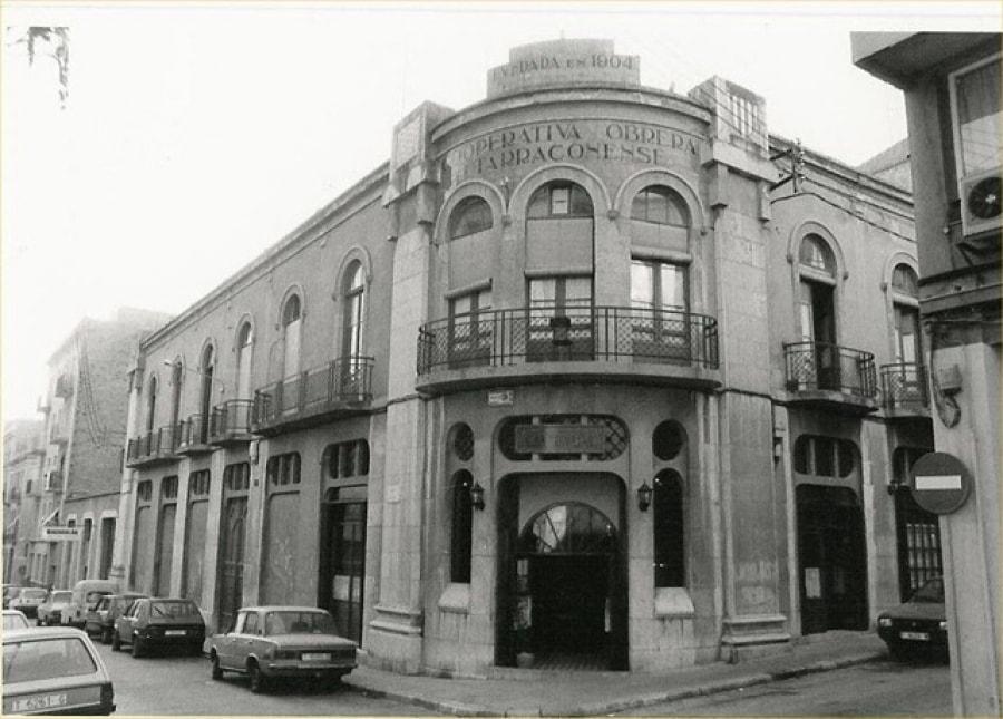 1 Peseta Cooperativa Obrera Tarraconense, 1938  7878ab10