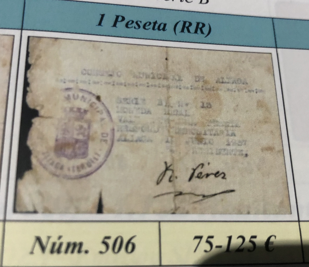 1 Peseta Aliaga, 1937 (Teruel) Captur24