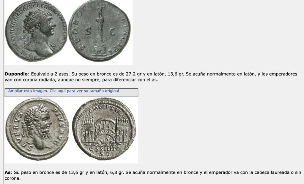 As póstumo de Augusto acuñado por Tiberio. PROVIDENT . Altar. Roma Captur31