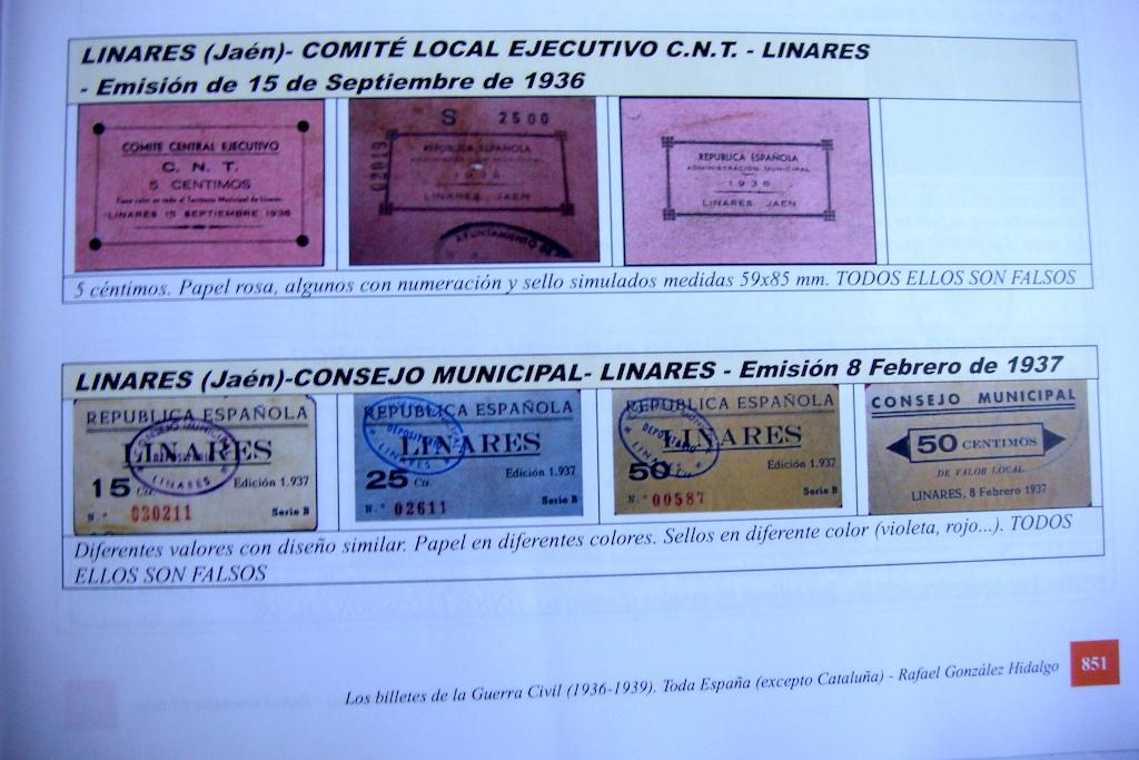 25 Céntimos Linares, 1937 Dsc04817