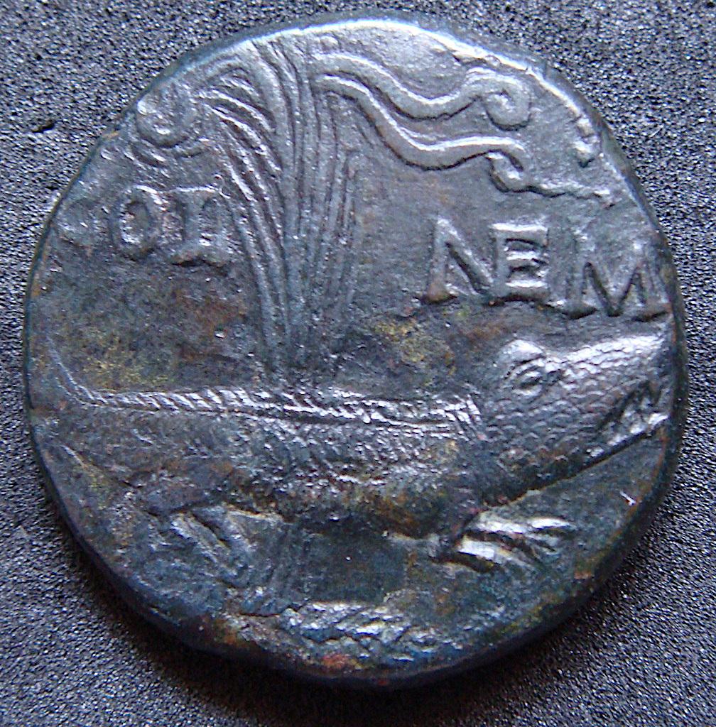 As de  Agripa & Augusto IMP DIVI F P P / COL NEM - Nemausus Dsc04835