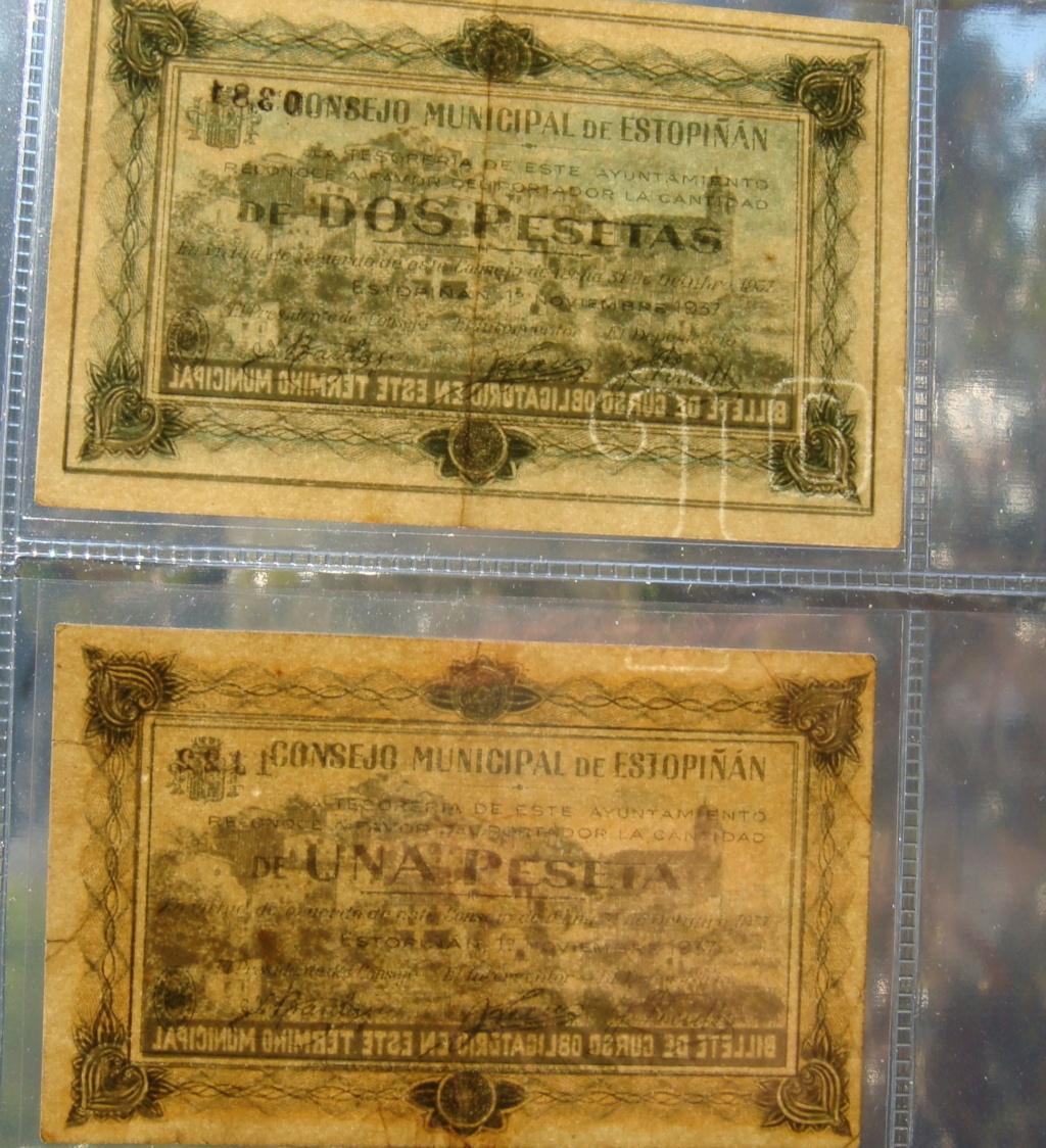 2 Pesetas Estopiñan, 1937 Dsc05019