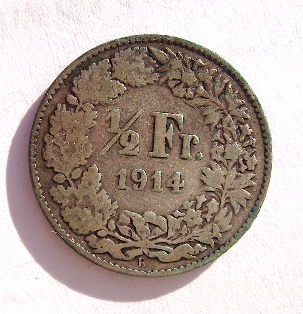 1/2 Franco Suiza, 1914 Dsc05037