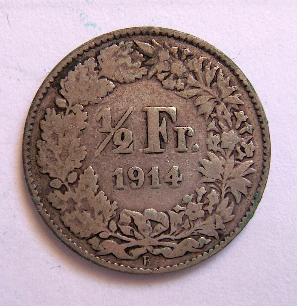 1/2 Franco Suiza, 1914 Dsc05040