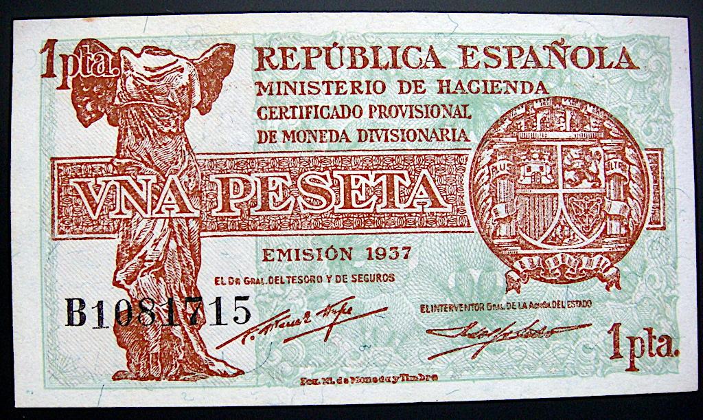 1 Peseta 1937 (2ª República Española) Dsc05133