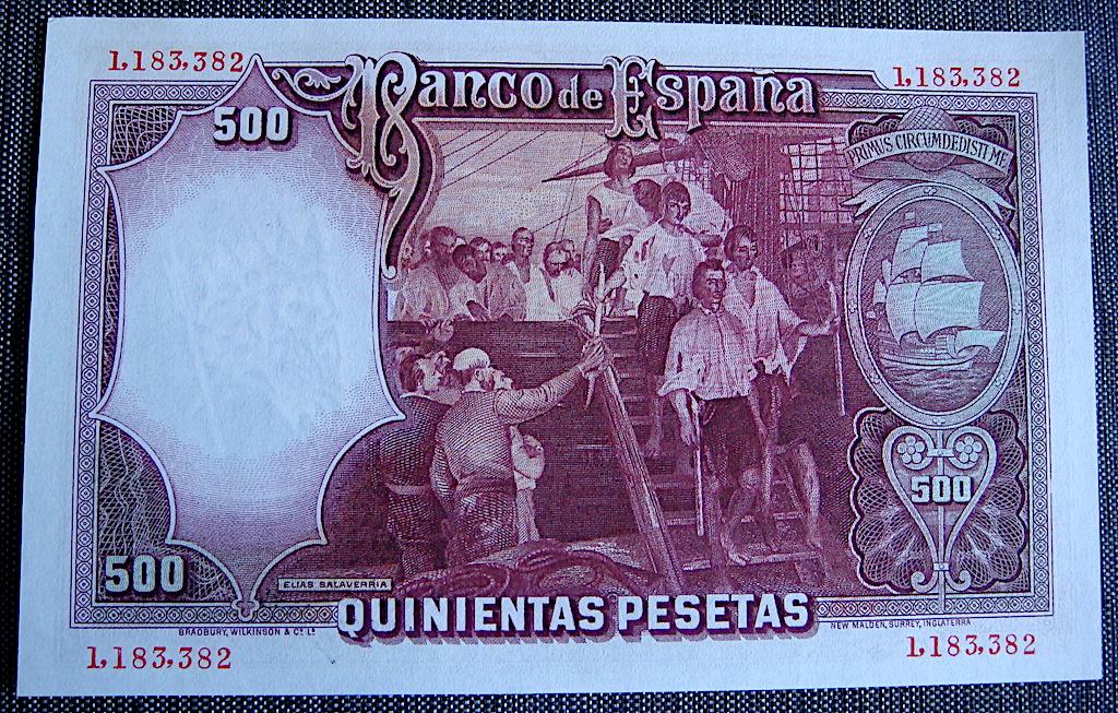 500 Pesetas 1931 Dsc05288