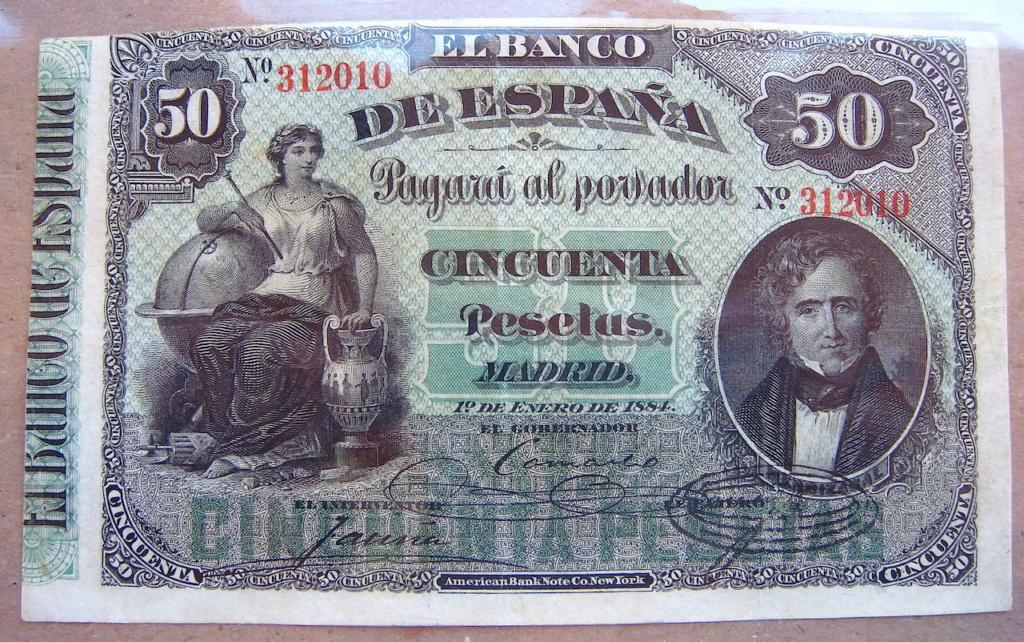 50 Pesetas 1884 Juan Álvarez Mendizábal Dsc05292