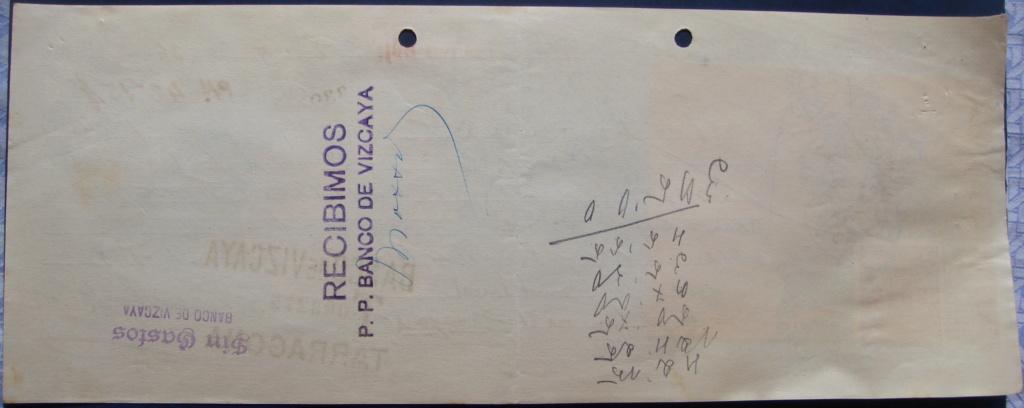 Letra de Cambio Enero 1936 Dsc05322