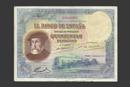 Estadísticas e Historia - 500 Pesetas 1935 (Hernán Cortés) - Página 5 Ii-rep10
