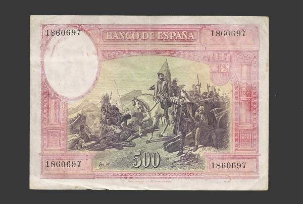 Estadísticas e Historia - 500 Pesetas 1935 (Hernán Cortés) - Página 5 Ii-rep11