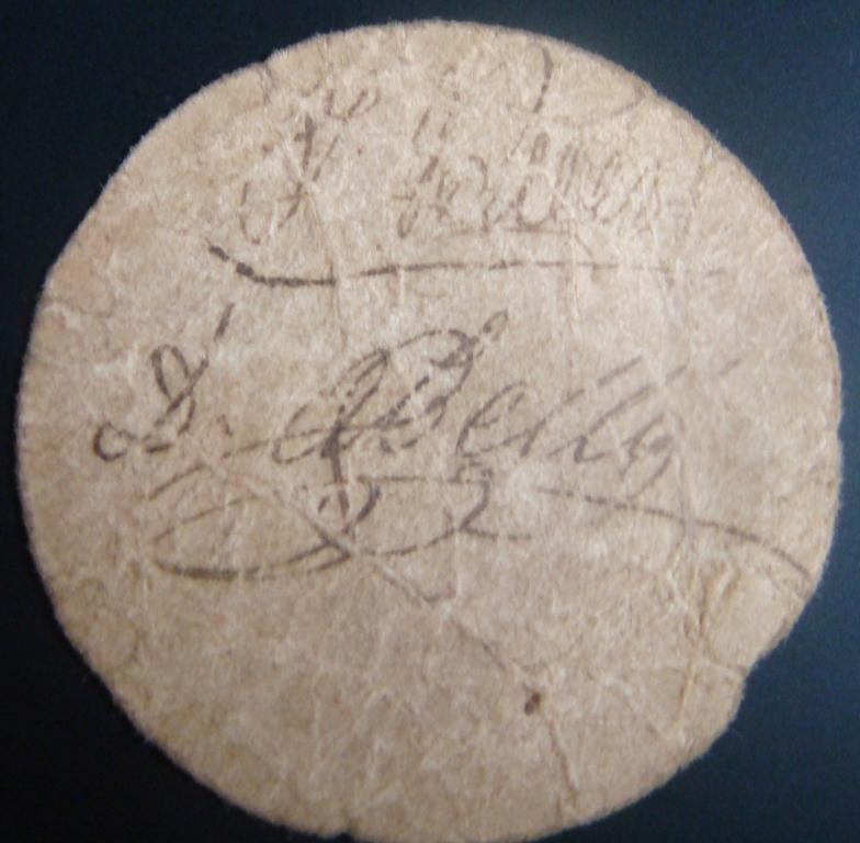 10 Céntimos Vilella Baixa, 1937 (RRRR) Vilell13