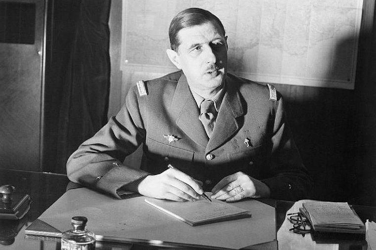 De Gaulle terminé Cdg78210