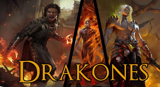 Razas que habitan Broken Core Drakon10