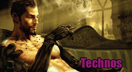 Razas que habitan Broken Core Techno10