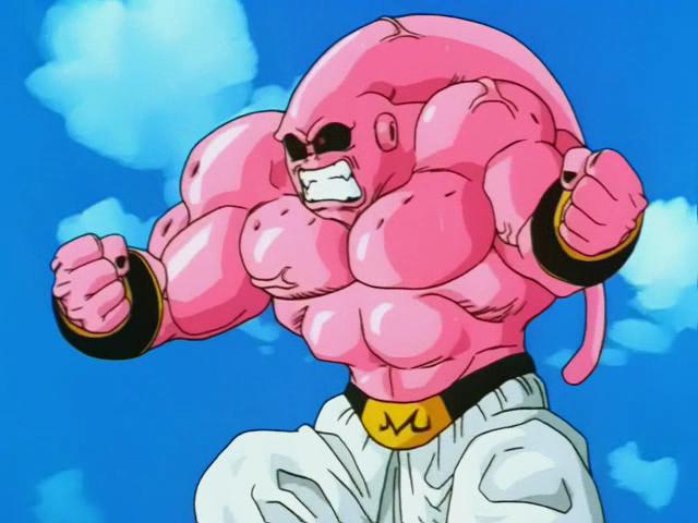 Do seu ponto de vista, qual a ordem de poder das diversas versões do Majin Boo? Ultra-15